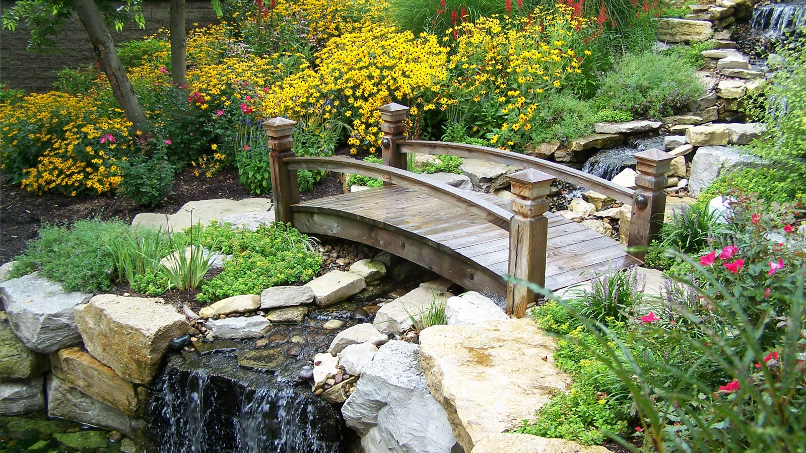 ... Maintenance Residential Landscape Design