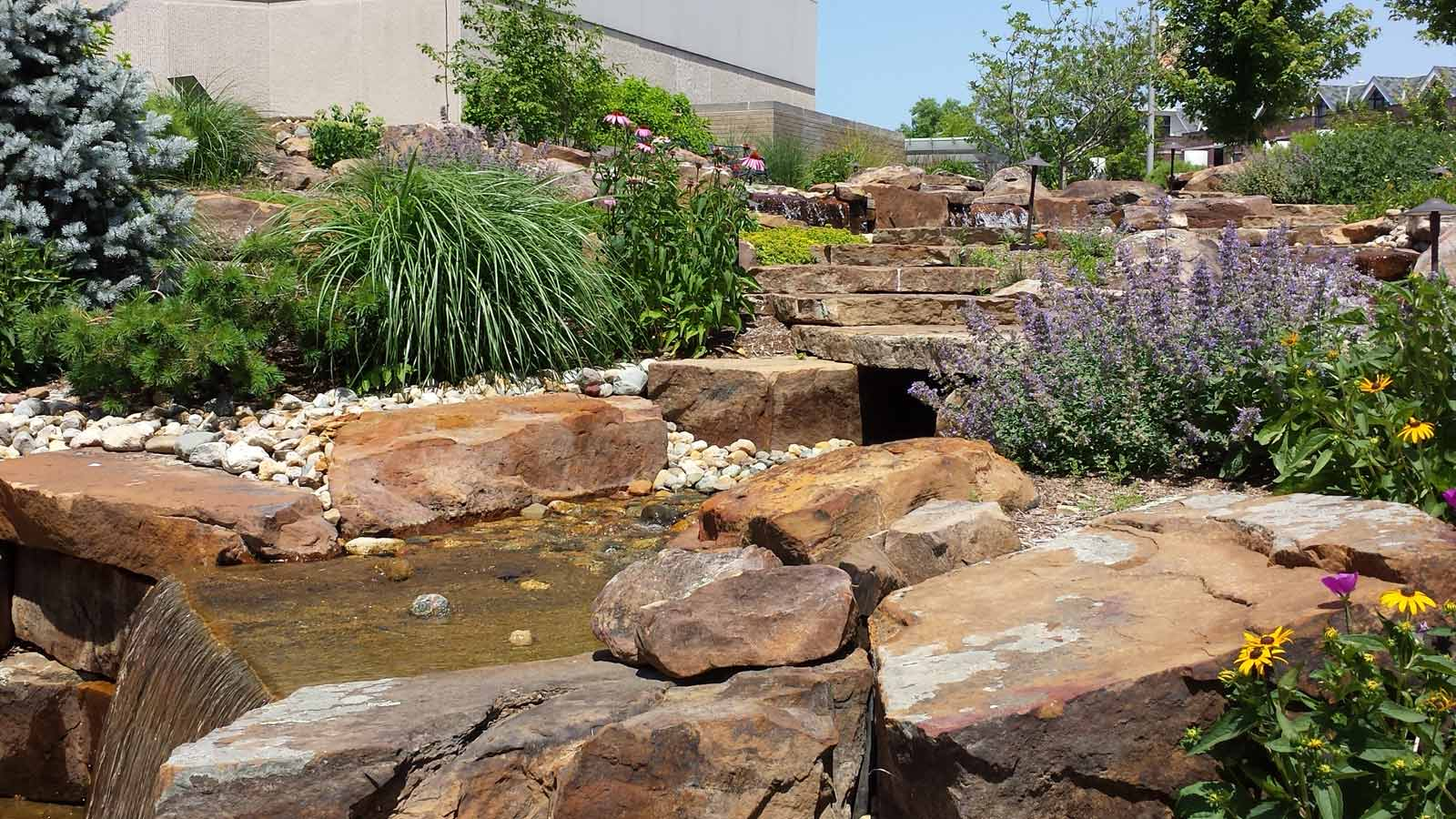 Complete Landscape Solutions For Your Business